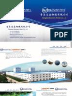 Qingdao Baosen Steel Co Ltd Bruch