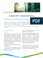 Article Norme IFRS9