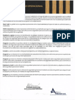 Politicas Firmadas Mayo 2015