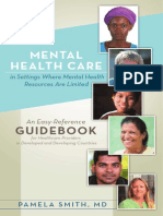 Mental Health Guidebook