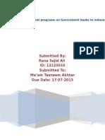 ARM Final Report - Rana Sajid Ali (1)