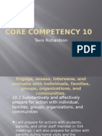 core competency 10