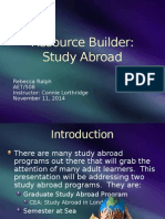 resource builder study abroad