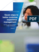 KPMG Seven Steps Better Customer Experience Management (1)