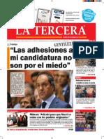Diario La Tercera 04.11.2015
