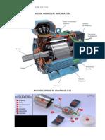 Motores de  CA y CD