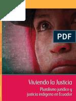 Pluralismo Jurídico y Justicia Indígena en Ecuador