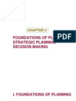 Chapter 4 - Planning