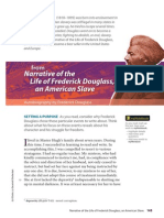 collection narrative of frederick douglass