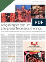 Estadão - Caderno 2, 01/03/2008