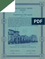 AMORC - Mystics for Moderns (1959)