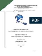 Monografía de Investigación - Redes Inalambricas