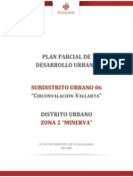 Plan Desarrollo urbano 2015 GDL guadalajara