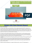 Global LNG Fleet Market