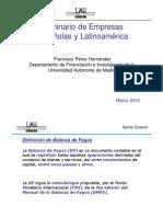 Seminario de Empresas Españolas y Latinoamérica