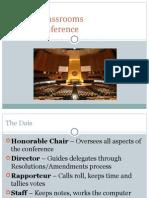 parliamentary procedure detailed