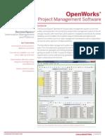 OpenWorks Data