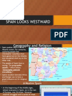 wchapter 9- spain looks westward