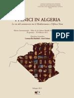 I Fenici in Algeria - Le vie del commercio tra il Mediterraneo e l'Africa Nera