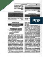 DU 004 2015 Medidas Extraordinarias GR GL Emergencia