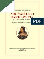 Lorenzo de Medici_NOC ŚW. BARTŁOMIEJA