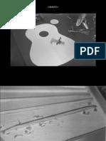 Construcción Artesanal Guitarra Clásica 2003
