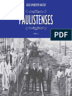 Paulistenses Volume 1