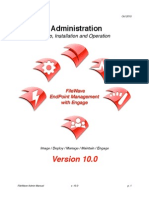 FileWave Manual, v10, Rev. 1