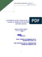 AUTORREGULACIÓN Y REGLAS DE LA SOCIEDAD GLOBAL