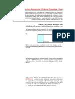 Dimensionamento de Boiler - Água Quente
