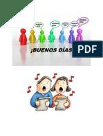 Buenos Dias Flashcards