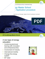 Kic Ie Msc Application Process2014
