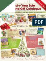 2015 Nov, Dec Shop Sale Catalogue