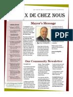 Voix de Chez Nous December 2011