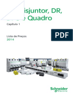 Lista de Preços Schneider Eletric