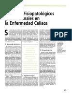 Fisiopatologia de La Enf Celiaca