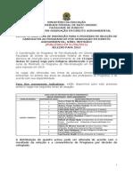 Edital Mestrado Direito UFMT 2016