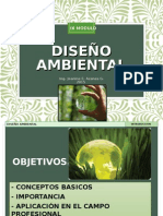 Presentacion 1. Diseño Ambiental