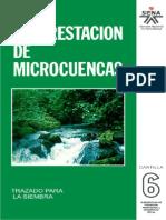 Cartilla Reforestacion de Microcuencas (Trazados) - Sena