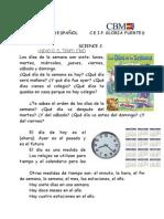 Repaso en Español Unidad 12 Time