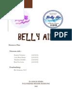 Business Plan Amdk Belly Air Kelompok 1