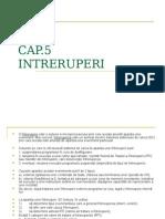 Cap5_Intreruperi