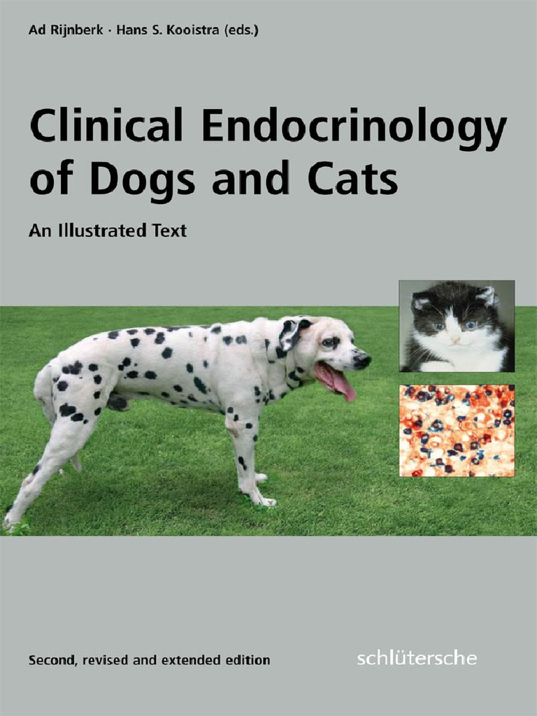 clinical endocrinology of dogs and cats an illustrated text 2nd pdf rh scribd com