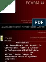 02.Aranceles Fcarm 2012 (1)