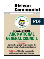 African Communist Issue 190