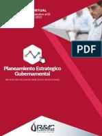 Curso Virtual de Planeamiento Estratégico Gubernamental