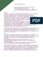Carta de Markarian, Gambini y Migliaro al presidente