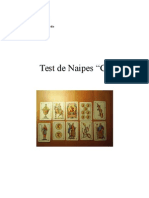 Test de Naipes