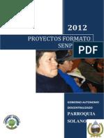 Ejemplo de Proyecto de Vinculación
