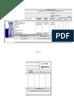 Plan de Inspección y pruebas
